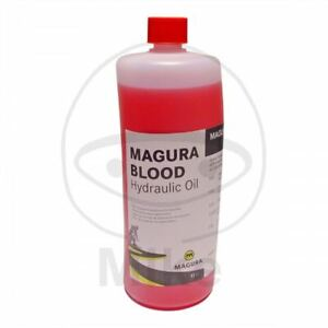 Fluide Hydraulique Rouge 0721821 1 Litre MAGURA Blood 730.07.83