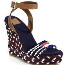 tory burch wedge sandals Size 6