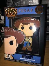 Woody 04 Funko Pop Enamel Pin Pixar Loungefly Original Wave Rare Toystory +