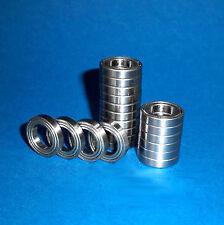 50 Kugellager 6801 / 61801 ZZ / 12 x 21 x 5 mm