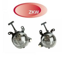 NEW BMW 323Ci 325Ci 328Ci 330Ci Z3 96-06 Set Pair of Left & Right Fog Lights ZKW