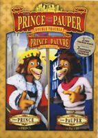 THE PRINCE AND THE PAUPER - DOUBLE TROUBLE NEW DVD