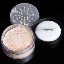 3 Colors Face Finishing Mineral Loose Powder Natural Foundation Bare Makeup Hot #2 Light Pink