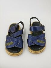 OILILY sandals navy blue Euro size 23/US 7