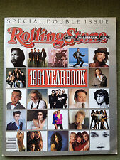 Rolling Stone Magazine 1991 December - 1991 Yearbook