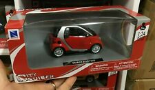 NEWRAY NEW RAY NEW-RAY scala 1/24 SMART FORTWO FOR TWO metallo pressofuso