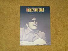 Bee Gees JOSE FELICIANO sheet music Marley Purt Drive 1969 4 pages (VG+ shape)