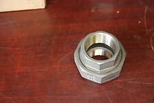"""Merit Brass K487-24,1 1/2"""" Coupling, Split Union Stainless   NEW"""