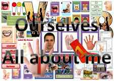 ourselves all about me resource pack EYFS KS1 special needs resource childcare