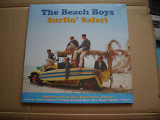 "THE BEACH BOYS - SURFIN' SAFARI - BLUE VINYL LP + 7""- NEW / SEALED - RSD 2014"