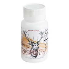 NEW ZEALAND RED DEER ANTLER VELVET IGF-1 - 60 CAPSULES 500mg