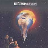 Robert Plant : Fate of Nations Rock 1 Disc CD