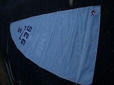 NS14 mainsail 4oz Dacron 7fbats inc luff 4.65 x 1.76m good+ suit 12' cats