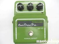 Maxon OD 820 Overdrive Pro Guitar Effects Pedal From Japan Free shipping