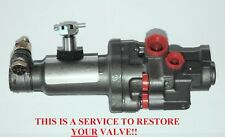 RESTORED 1955-57 CHEVROLET POWER STEERING CONTROL VALVES-SEND IN FOR REPAIR ONLY