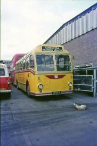 2562 ORIGINAL COLOUR BUS SLIDE HANTS & DORSET BRISTOL LS6G SRU 971