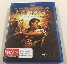 Immortals (2011) - Blu-Ray Region B | GC | Tarsem Singh | Henry Cavill