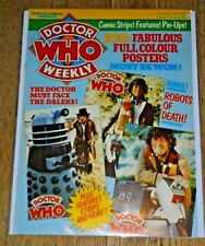 "Marvel Comics ""Doctor Who Weekly"" - 26th March 1980"