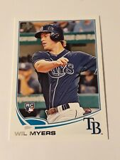2013 Topps update Wil Myers rookie Tampa Bay Rays SP