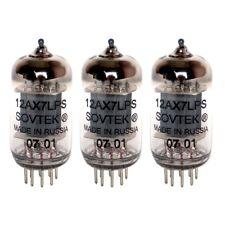 New Matched Trio (3) Sovtek 12AX7LPS / ECC83 12AX7 Vacuum Tube FREE SHIP