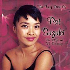 PAT SUZUKI - The Very Best of Pat Suzuki - CD