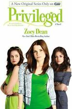 Privileged by Zoey Dean (2008, Paperback Book) Like New Condition!