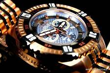 Mens Invicta 16306 Jason Taylor Signature Rose Gold Plated LE Watch + Case New