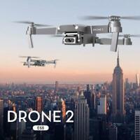 1080P/4K Drohne Quadrocopter Drone Leicht Selfie WIFI DE Faltbare Kamera HD U3Q5