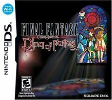 Final Fantasy Crystal Chronicles: Ring of Fates (Nintendo Ds, 2008) Brand New