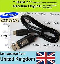 Original Samsung Cable Usb Nx2000 Q20 Qf20 Qf30 St72 St150f Wb30f wb31f wb32f