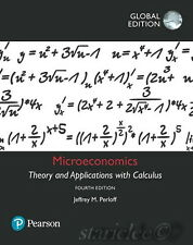 NEW Microeconomics : Theory and Applications with Calculus 4E Jeffrey M. Perloff