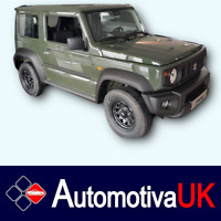 Suzuki JIMNY 2018 Rubbing Strips | Door Protectors | Side Protection Body Kit