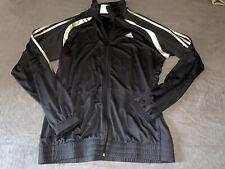 Nwt Men'S Authentic Adidas Basketball Training Fitness Jacket Size Large