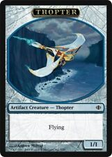 4 thopter tokens, Shards of Alara