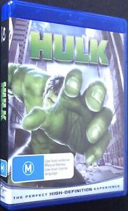 The Incredible Hulk - Blu-Ray - Excellent Condition - Free Post