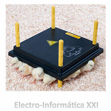 Plate Heater Incubator Adjustable Height Breeder Chickens 30x30cm 22W WP-30