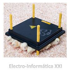 Panel Calentador para Incubadoras Nacedoras Pollitos 30x30cm 22W WP-30 24-72H.