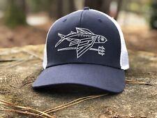 Patagonia Geodesic Flying Fish Trucker Hat - Navy Blue