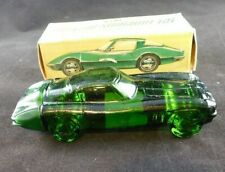 Vintage Avon '65 Corvette Stingray Spicy After Shave- Full with Box 2 oz