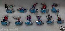 2014 SOCHI OLYMPIC GAMES SPORT 11 PINS