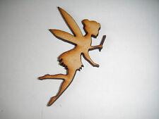 3 x 5cm MDF fairy embellishment craft shape faery faerie door PACK OF 10