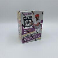 2020 Donruss Optic Baseball MLB Blaster Box Rated Rookies Sealed