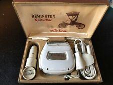 Vintage Rare 1950s-1960s GM Accessory Auto REMINGTON Shaver CHEVY PONTIAC BUICK