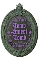 Disney Haunted Mansion Photo Frame Tomb Sweet Tomb NEW