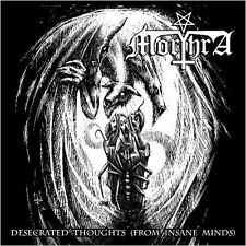 Morthra-desecrated thoughts (from Insane Minds) CD