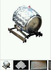 5 x Fogli di ghiaccio, dispositivo di raffreddamento Real Ale Botte, Lager, birra BARILOTTI, POMPA, HOME BAR, PUB