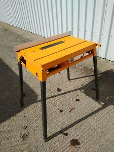 Triton TCB 100 Portable Saw Table & Triton saw TSB 001 235 mm 240v
