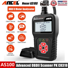 2020 Automotive OBDII Code Reader Scanner Car Engine Check OBD2 Diagnostic Tool