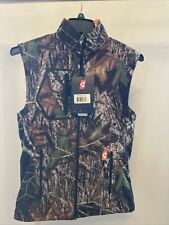 Gerbing Core Unisex Heated 7v Fleece Vest Camouflage Size Small- No Battery