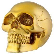 Cráneo de oro